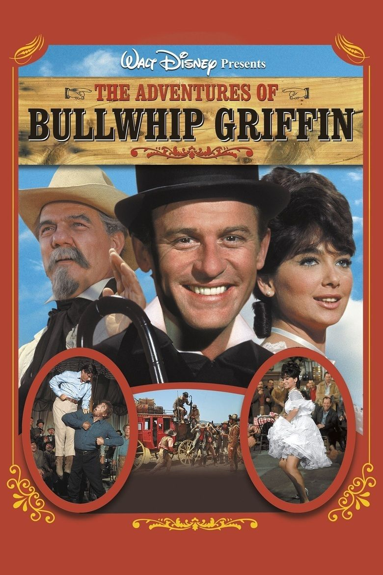 The Adventures of Bullwhip Griffin movie poster