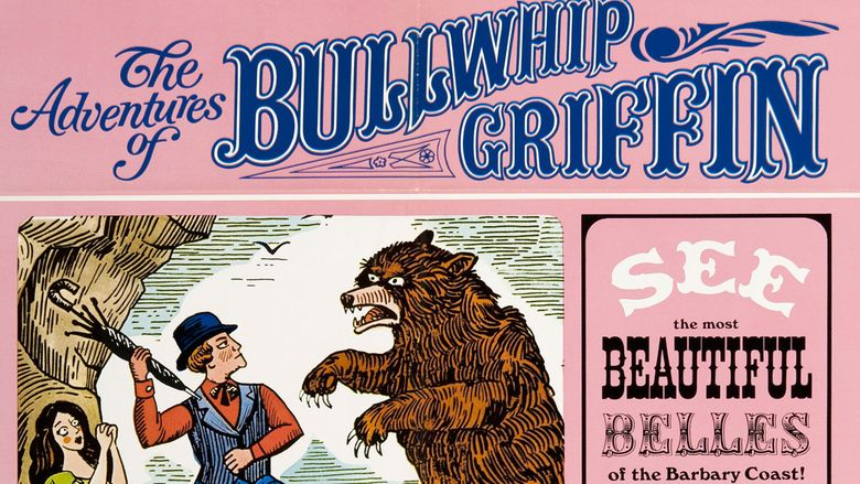 The Adventures of Bullwhip Griffin movie scenes
