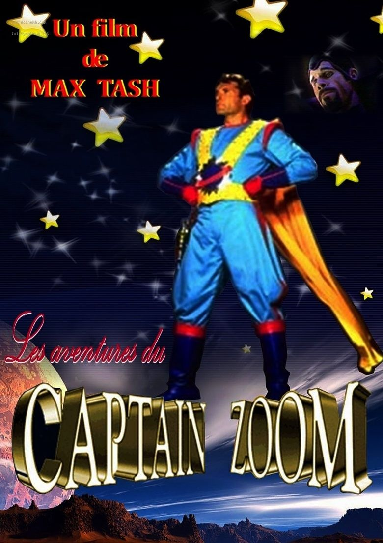 The Adventures of Captain Zoom in Outer Space movie poster