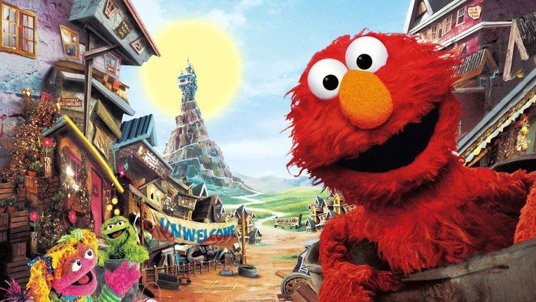 The Adventures of Elmo in Grouchland movie scenes