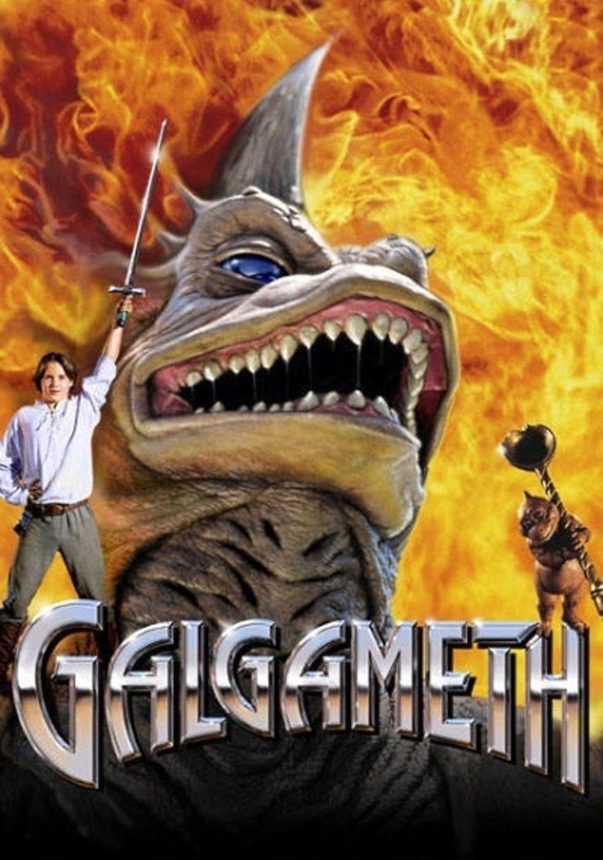 The Adventures of Galgameth movie poster