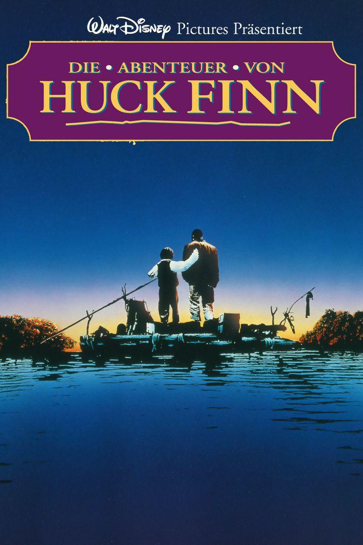 The Adventures of Huck Finn (1993 film) movie poster