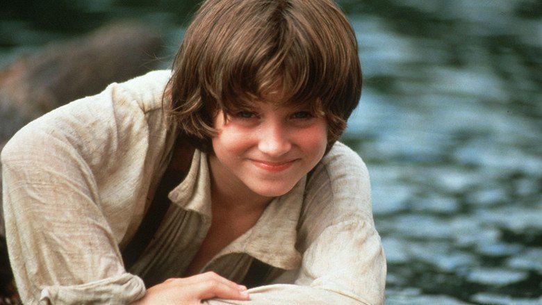 The Adventures of Huck Finn (1993 film) movie scenes