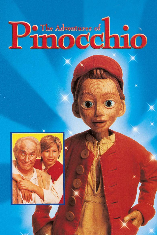 The Adventures of Pinocchio (1996 film) movie poster