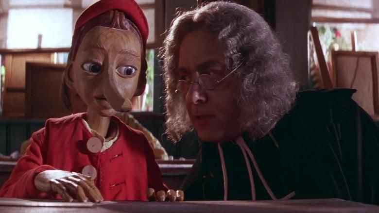The Adventures of Pinocchio (1996 film) movie scenes