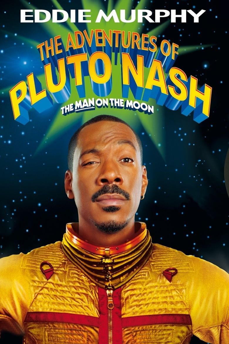 The Adventures of Pluto Nash movie poster