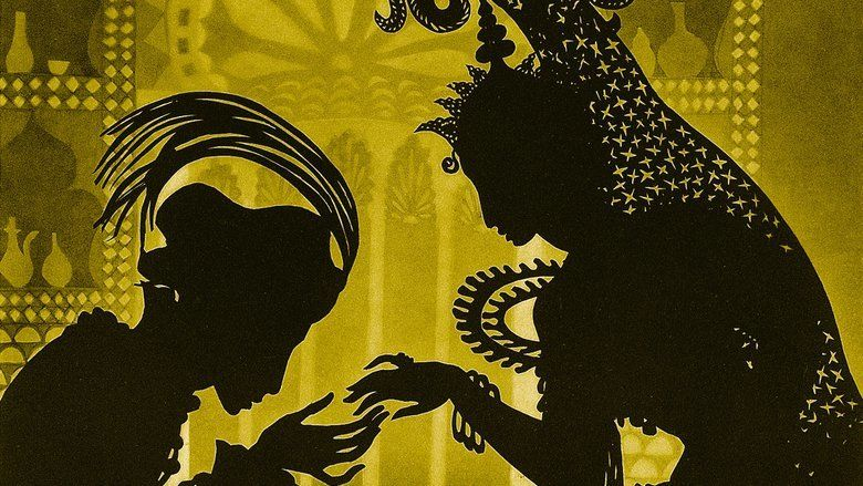 The Adventures of Prince Achmed movie scenes