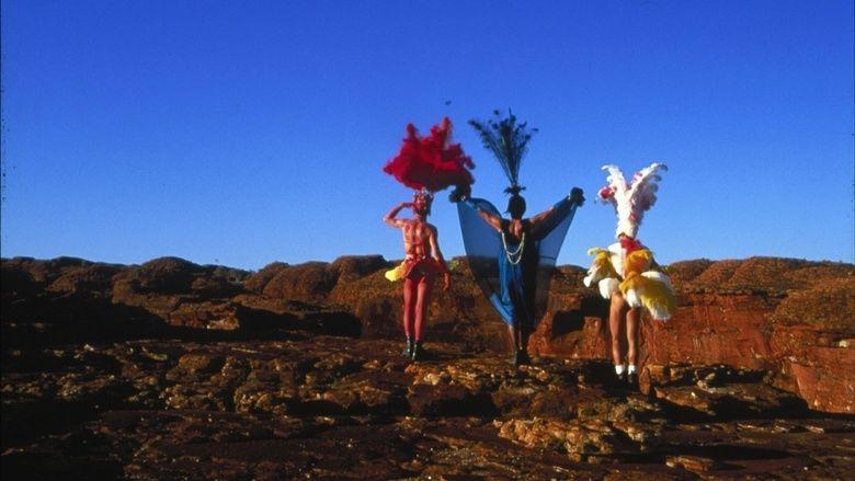 The Adventures of Priscilla, Queen of the Desert movie scenes