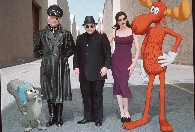 The Adventures of Rocky and Bullwinkle movie scenes