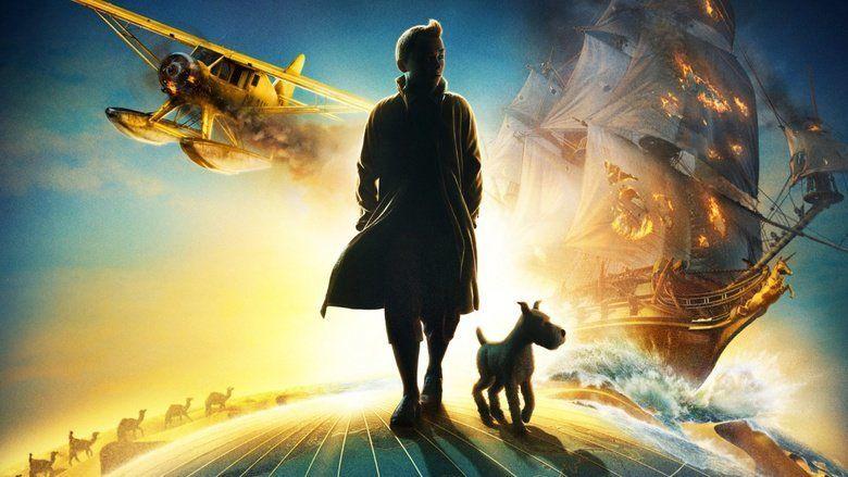 The Adventures of Tintin (film) movie scenes