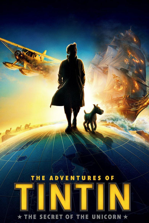 The Adventures of Tintin (film) movie poster