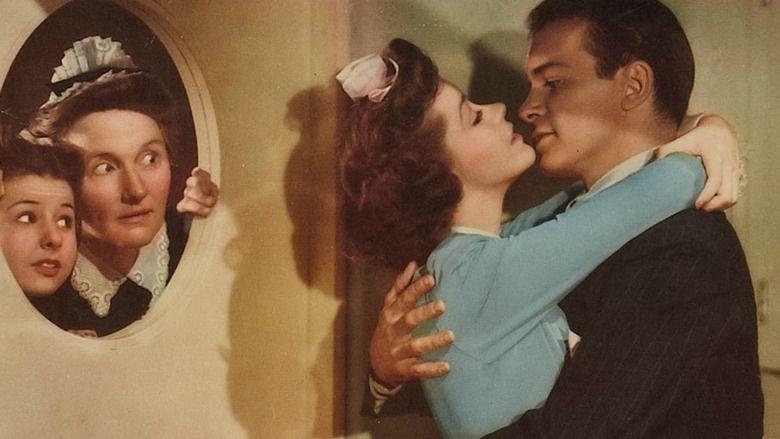 The Affairs of Martha movie scenes
