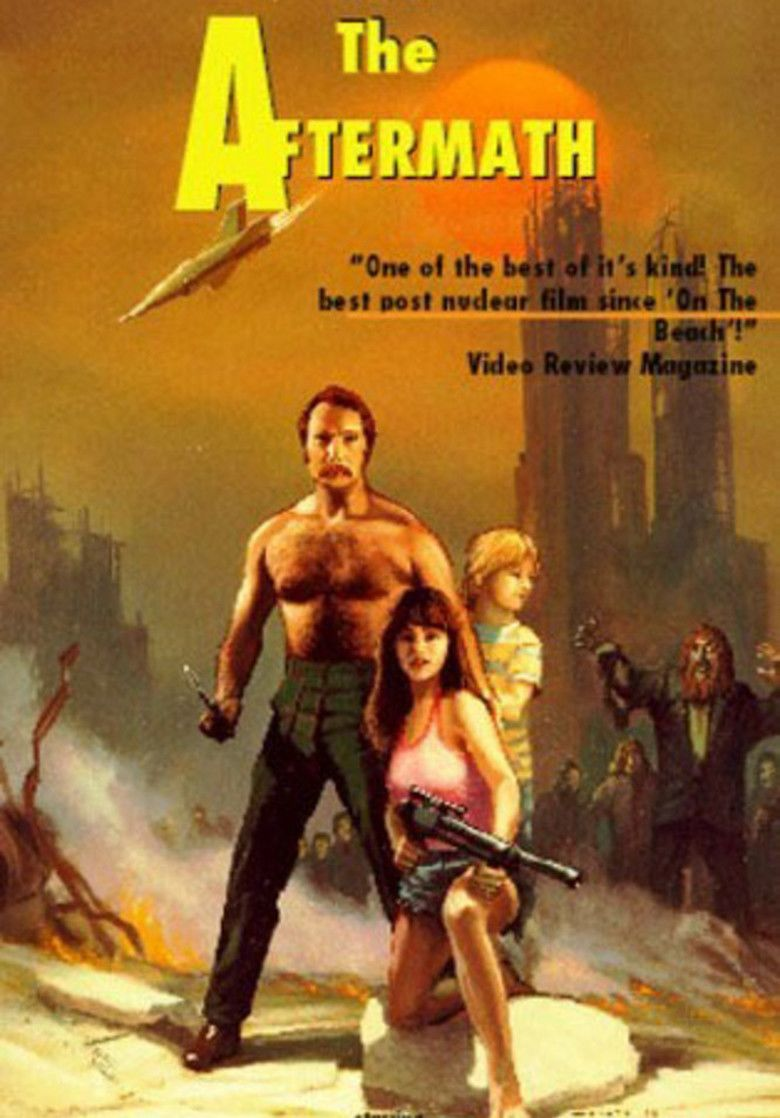 The Aftermath (1982 film) movie poster
