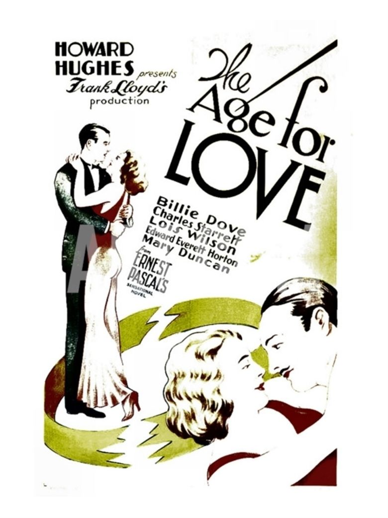 The Age for Love movie poster