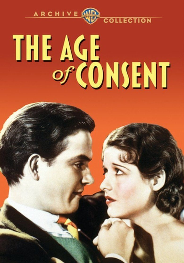 The Age of Consent (film) movie poster