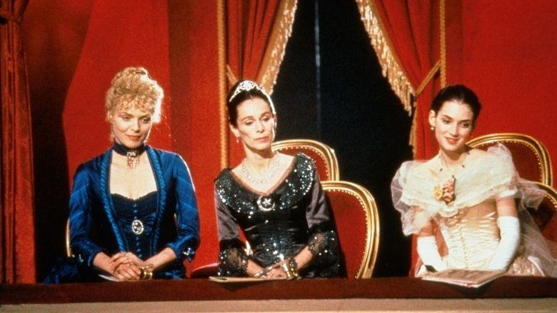 The Age of Innocence (1993 film) movie scenes