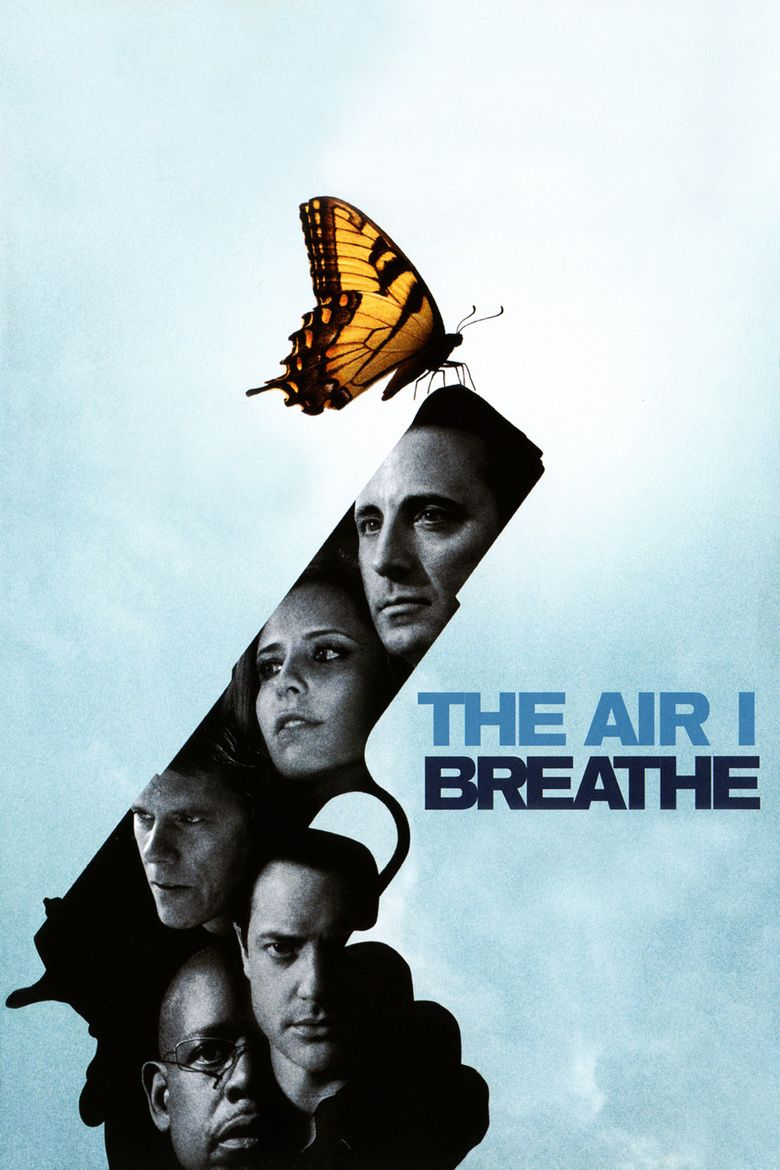 The Air I Breathe movie poster