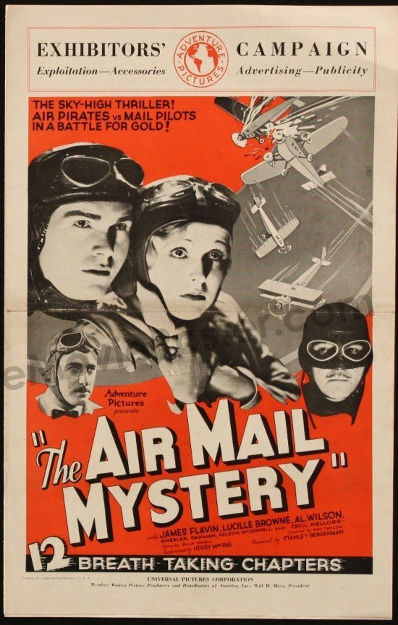 The Airmail Mystery movie poster