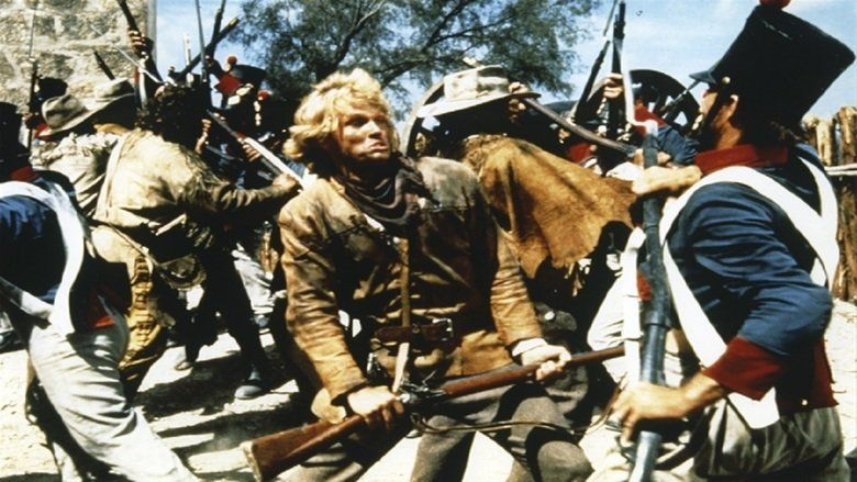 The Alamo: 13 Days to Glory movie scenes