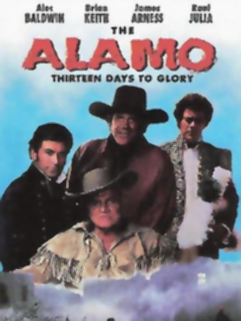 The Alamo: 13 Days to Glory movie poster
