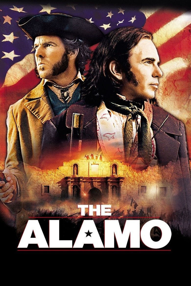 The Alamo (2004 film) movie poster