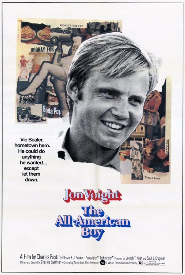 The All American Boy (film) movie poster