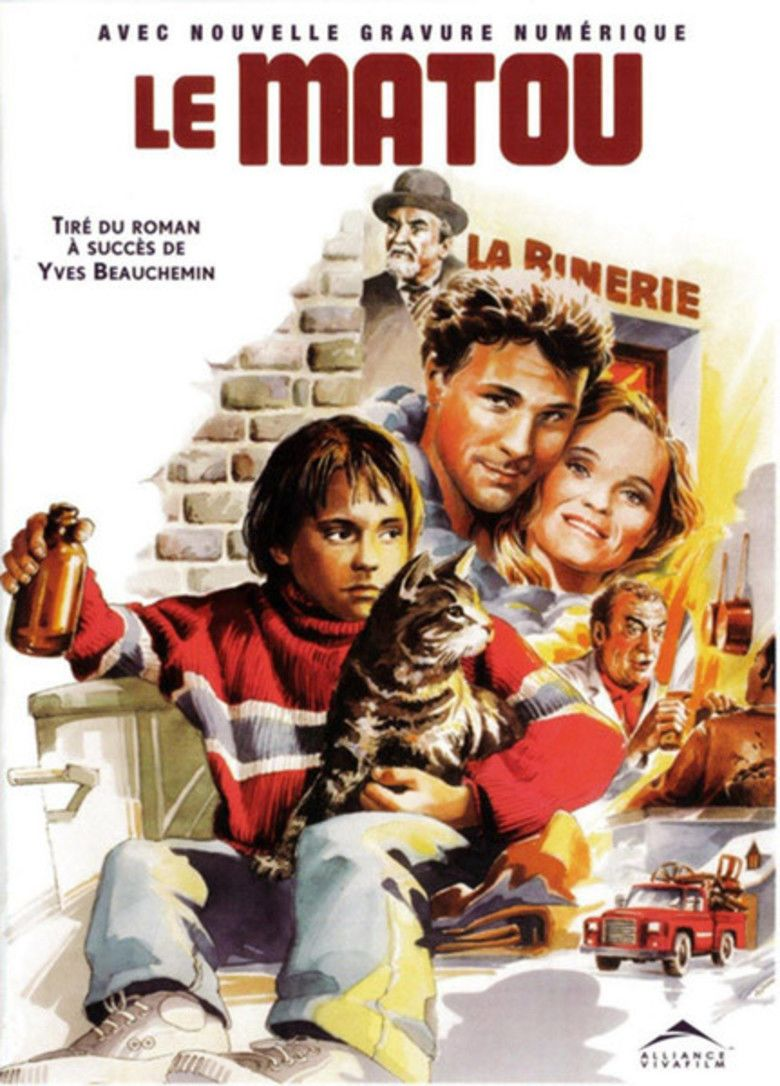 The Alley Cat (1985 film) movie poster