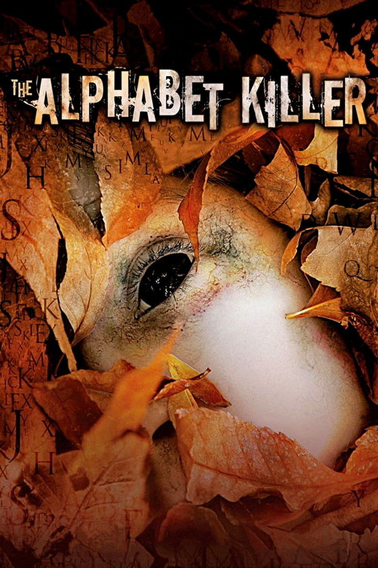 The Alphabet Killer movie poster