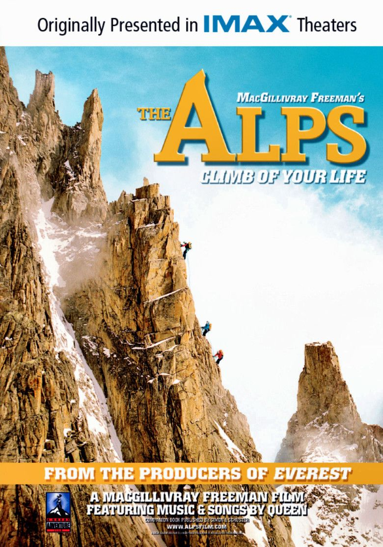 The Alps (film) movie poster