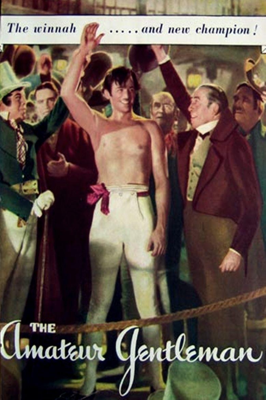 The Amateur Gentleman (1936 film) movie poster