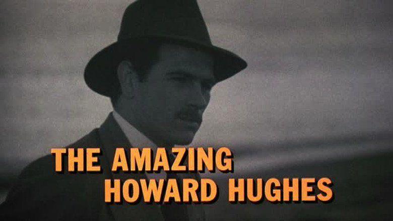 The Amazing Howard Hughes movie scenes