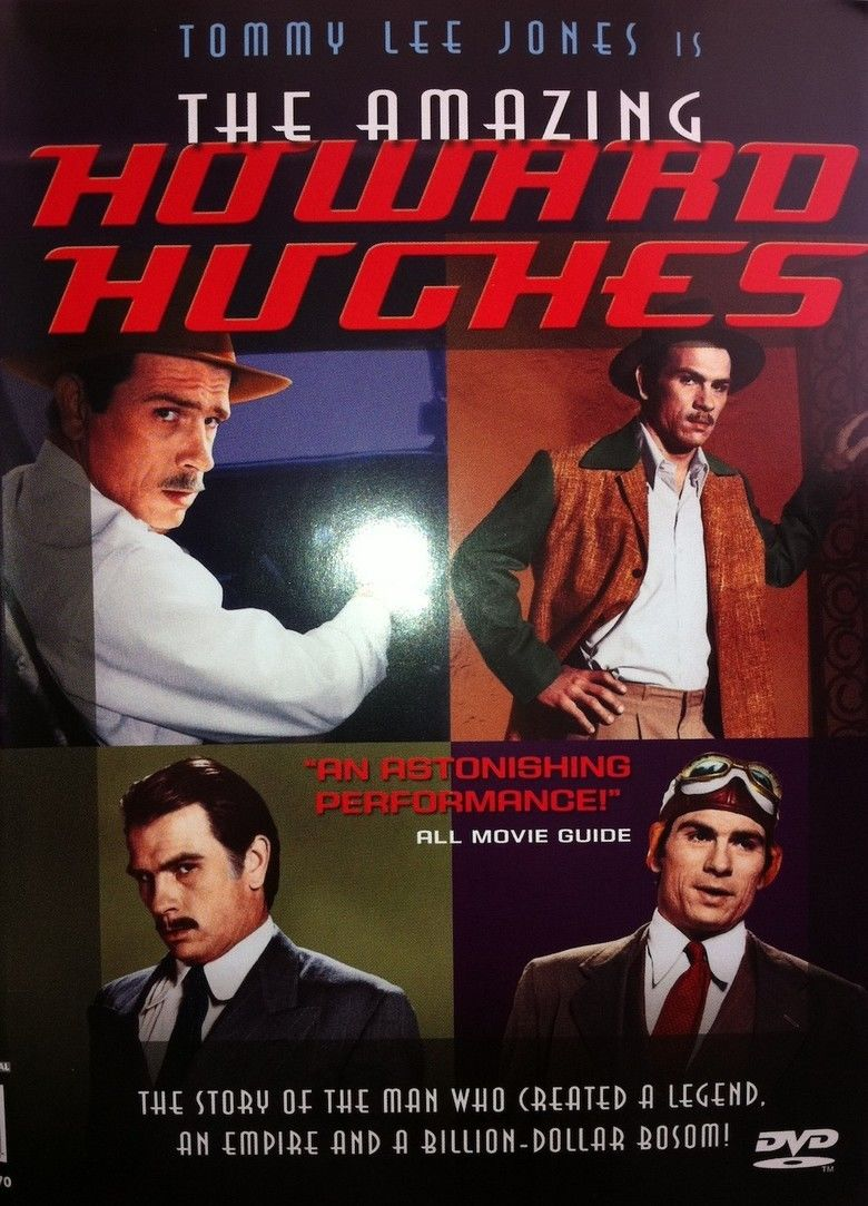 The Amazing Howard Hughes movie poster