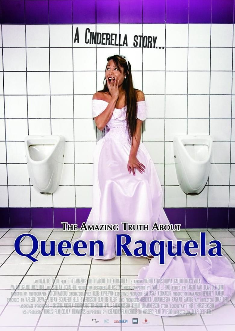 The Amazing Truth About Queen Raquela movie poster