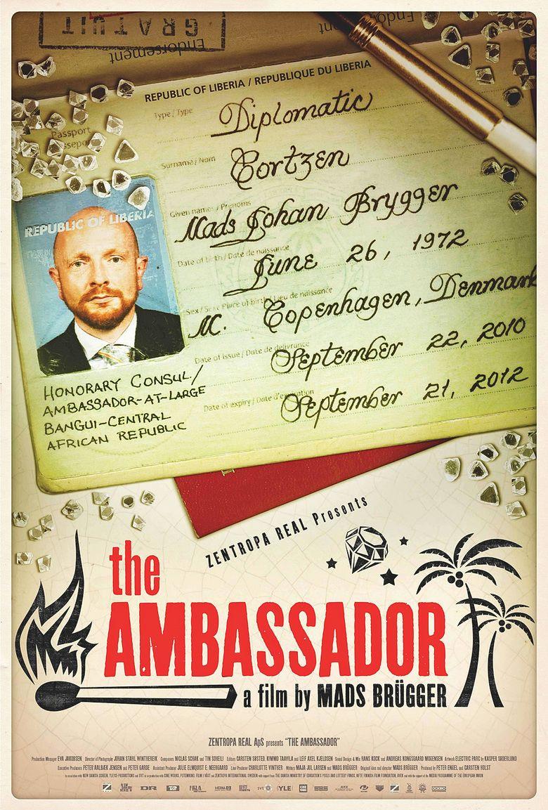 The Ambassador (2011 film) movie poster