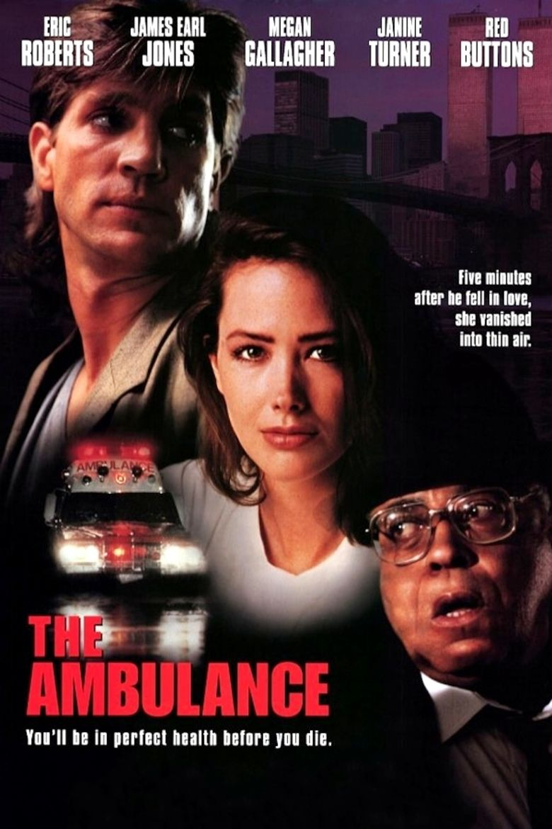 The Ambulance movie poster
