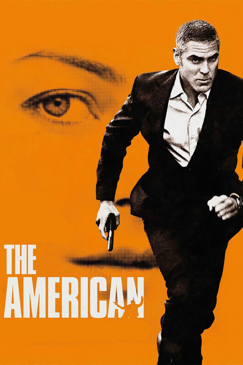 The American (2010 film) movie poster