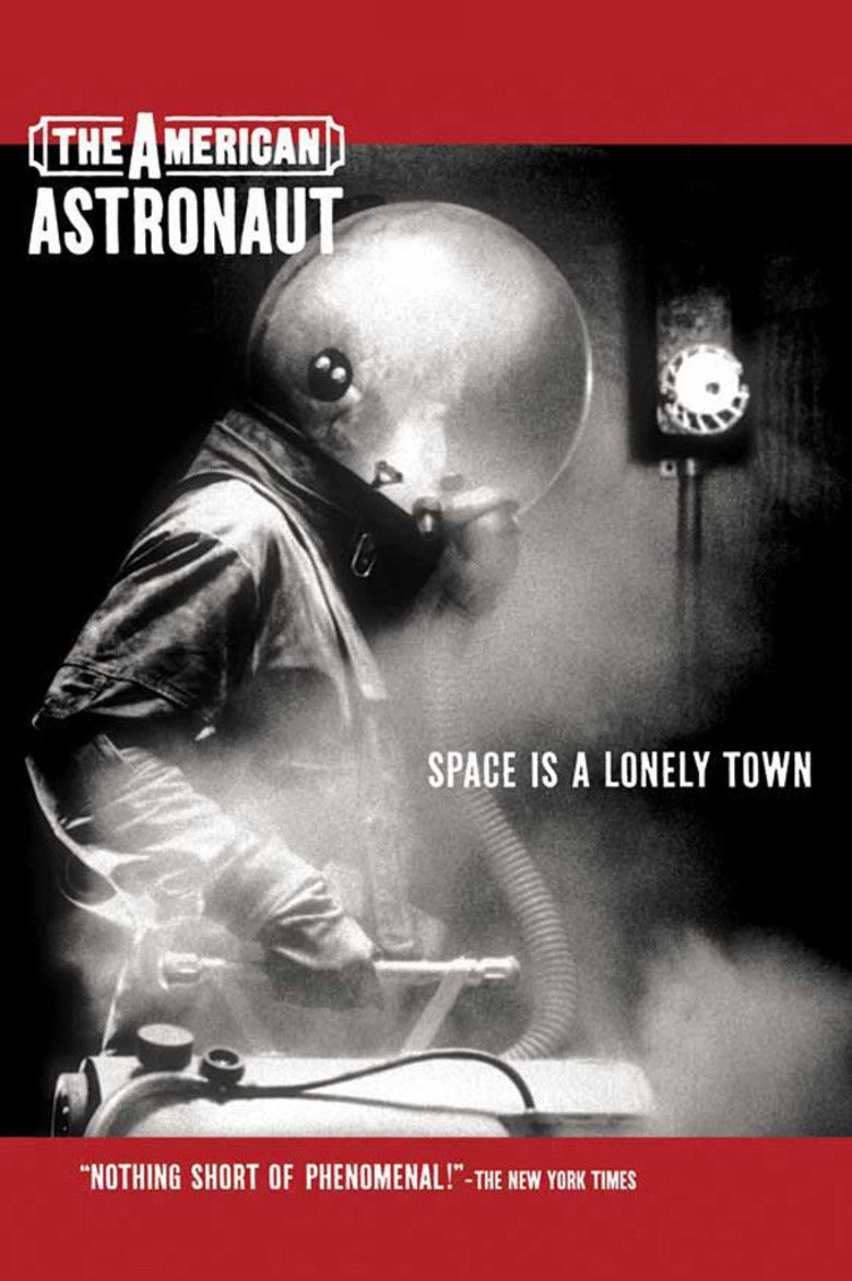 The American Astronaut movie poster