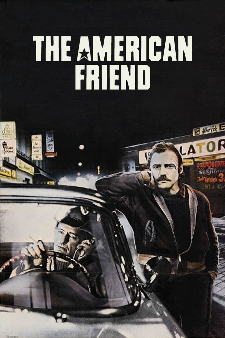 The American Friend movie poster
