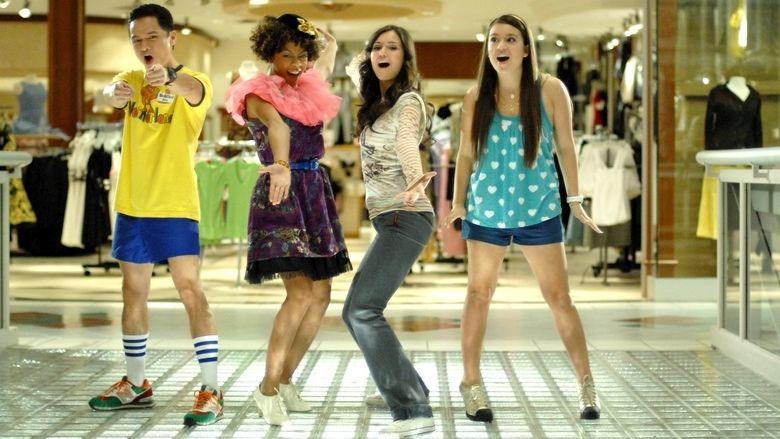 The American Mall movie scenes