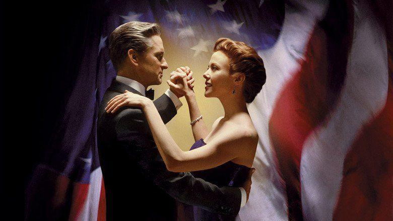 The American President movie scenes