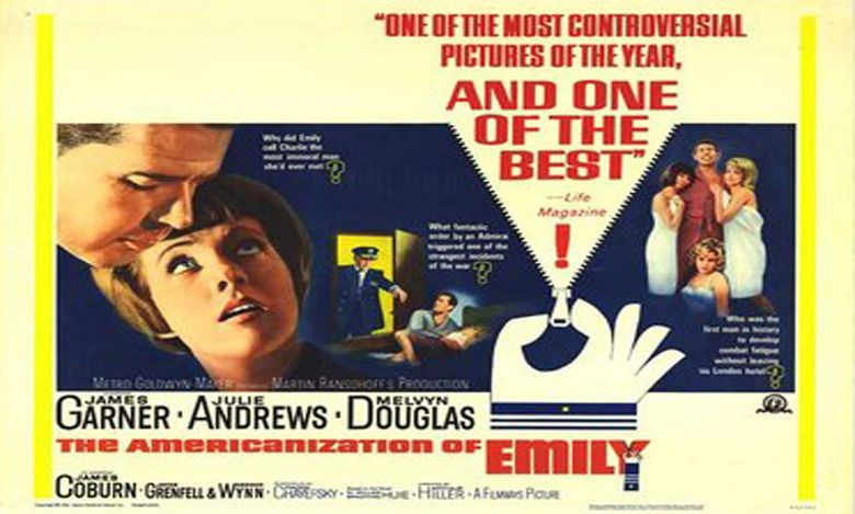 The Americanization of Emily movie scenes
