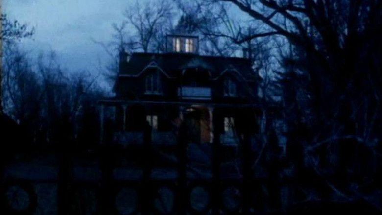 The Amityville Curse movie scenes