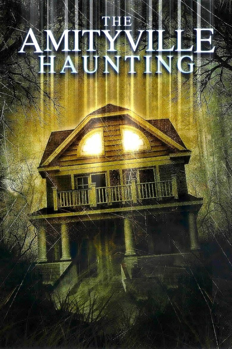 The Amityville Haunting movie poster