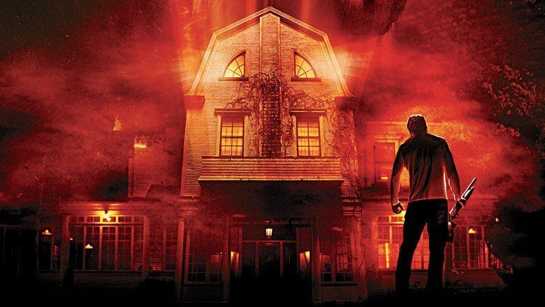 The Amityville Horror (2005 film) movie scenes
