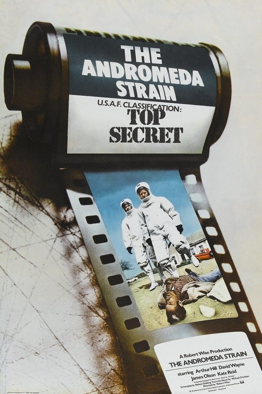 the andromeda strain (film) movie poster