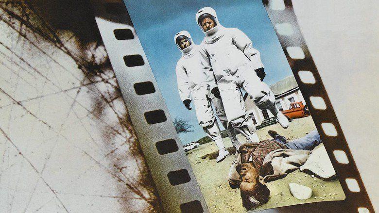 The Andromeda Strain (film) movie scenes