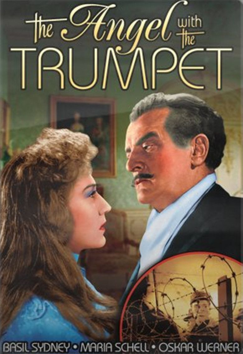 The Angel with the Trumpet (1950 film) movie poster
