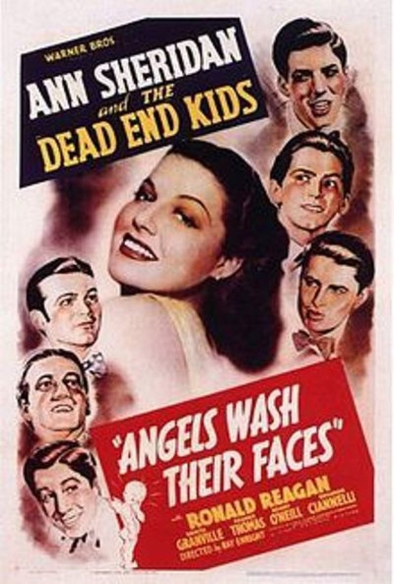 The Angels Wash Their Faces movie poster