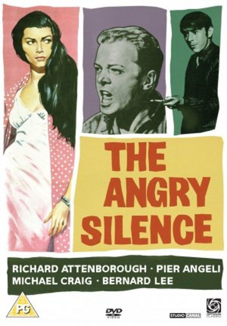 The Angry Silence movie poster
