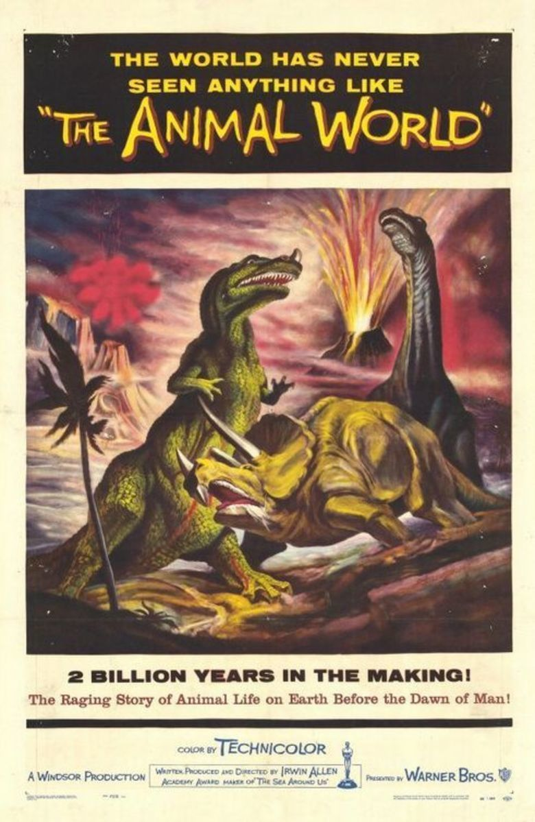 The Animal World (film) movie poster